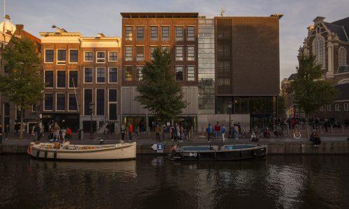 Nooit meer in die lange rij voor het vernieuwde Anne Frank Huis