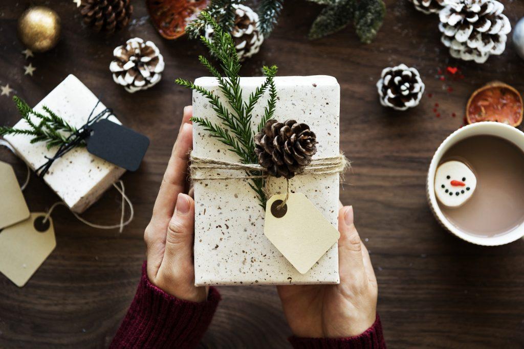 cadeautjes voor kerst