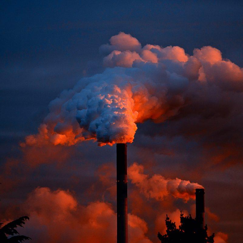 Koolstof uitstoot, CO2-uitstoot