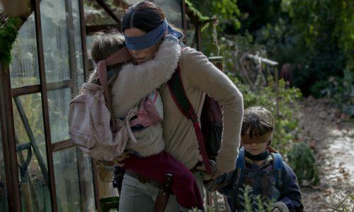 Netflix: 'Doe jezelf alsjeblieft geen pijn met de Bird Box Challenge'