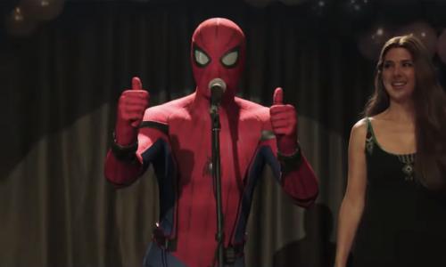 Nieuwe Spider Man eerste superheldenfilm met transgender acteurs