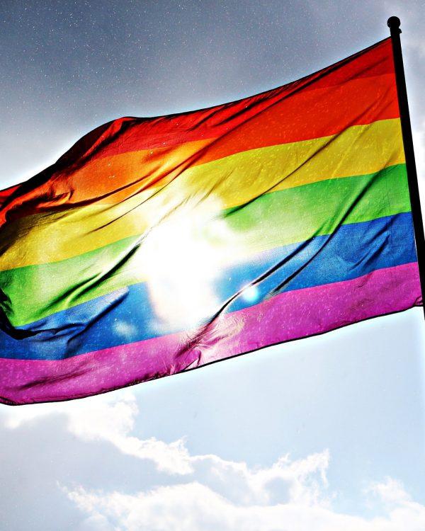 Nashville-verklaring, regenboogvlag