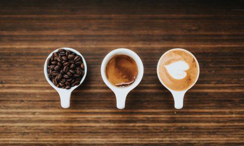 Koffie drinken zonder koffiebonen: het is mogelijk