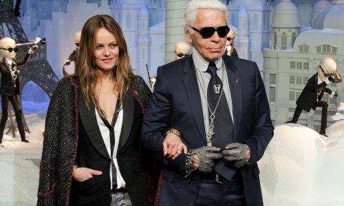 Modeontwerper Karl Lagerfeld op 85-jarige leeftijd overleden