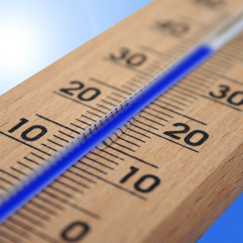 warmste jaar, klimaat, 2018