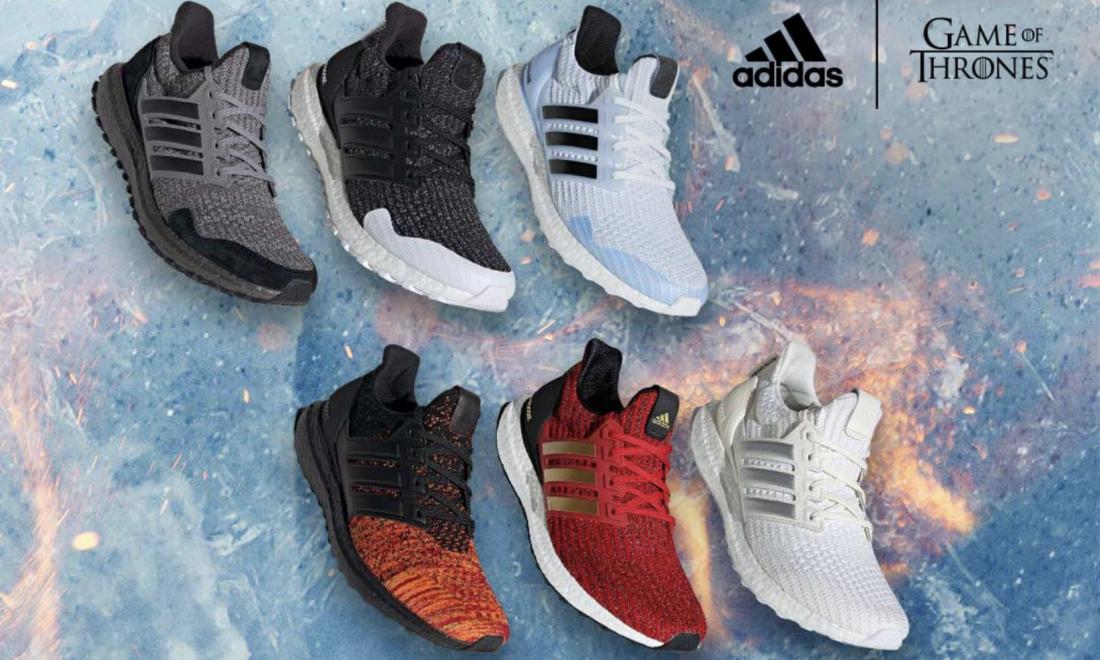 138ad8b0e2b Adidas komt met Game of Thrones schoenencollectie - Vance