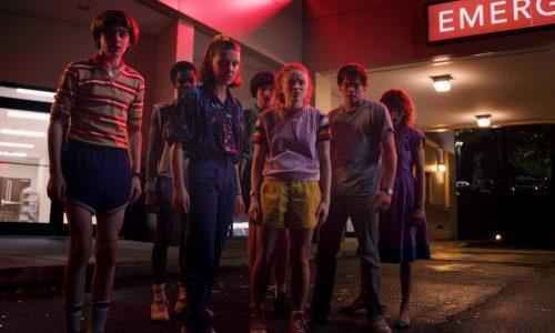 Nieuwe Stranger Things-trailer: de kinderen worden tieners