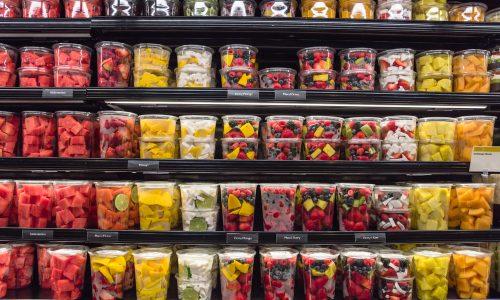 Albert Heijn doet test met groenten en fruit zonder plastic verpakkingen