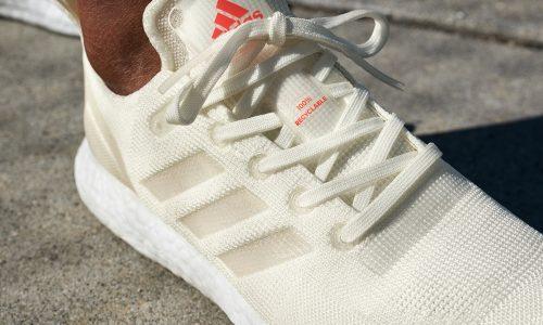 Nieuwe schoen van Adidas kan volledig gerecycled worden naar nieuwe schoen
