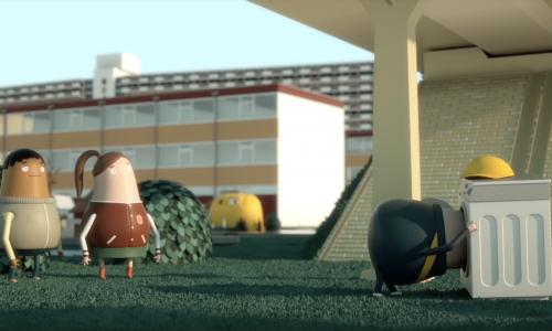 Nederlandse animatiefilm Kop Op wint internationale prijs