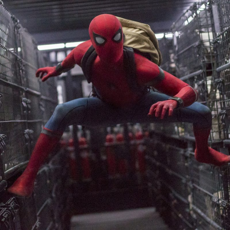 Spider-Man-Homecoming, Netflix, Nieuw op Netflix
