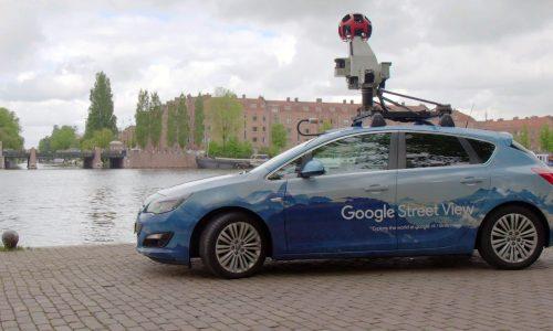 Google meet de luchtkwaliteit in Amsterdam met Street View-auto's