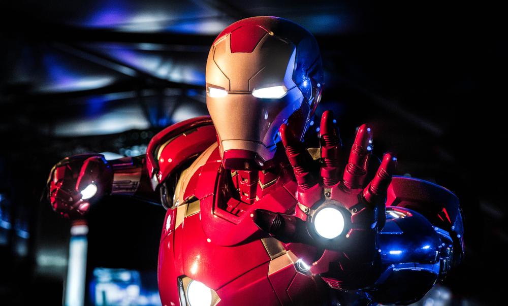 Avengers: Endgame, Iron Man