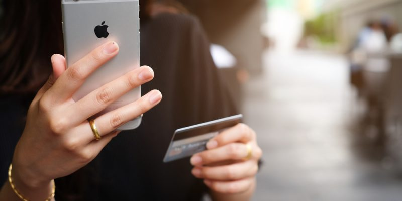 Apple Pay, iPhone, smartphone betalen