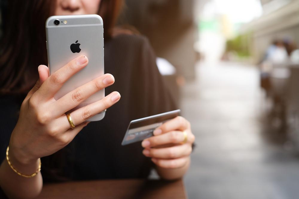 Apple Pay, iPhone, smartphone betalen