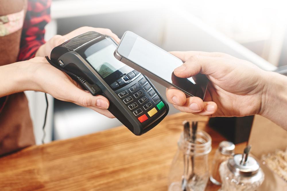 Smartphone betalen
