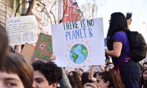 Earth Overshoot Day: er is meer verbruikt dan de aarde kan leveren