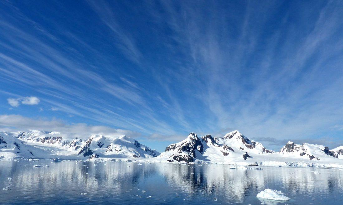 Antarctica, kunstmatige sneeuw