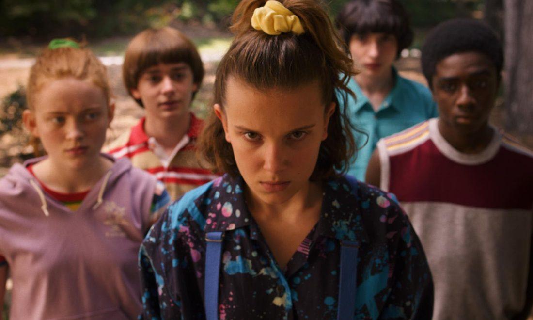 Stranger Things seizoen 3, nieuw op Netflix