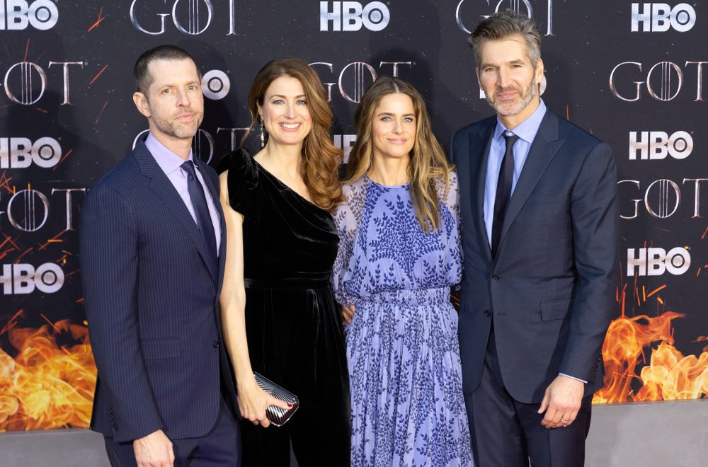 David Benioff and Dan Weiss, Netflix, Game of THrones