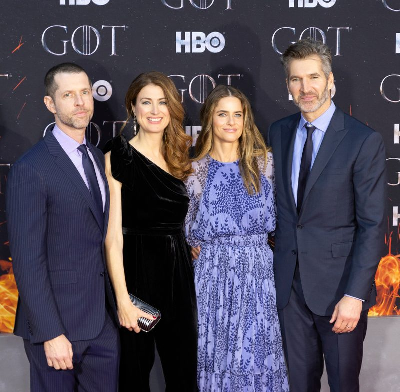 David Benioff and Dan Weiss, Netflix, Game of THrones
