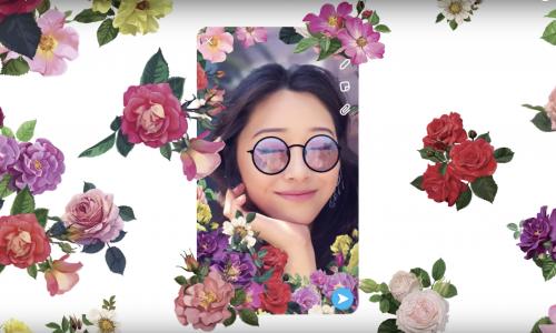 Snapchat komt met 3D filters voor gebruikers