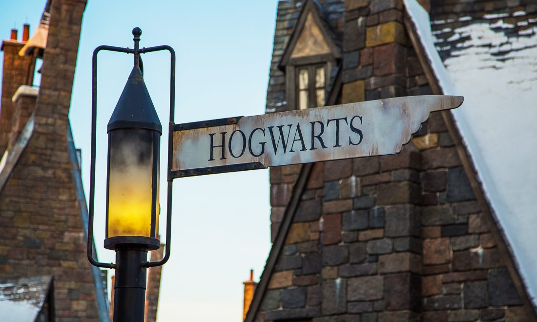 Harry Potter, Wizarding World, Hogwarts