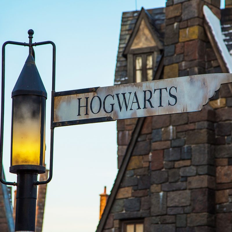 Harry Potter, Wizarding World, Hogwarts