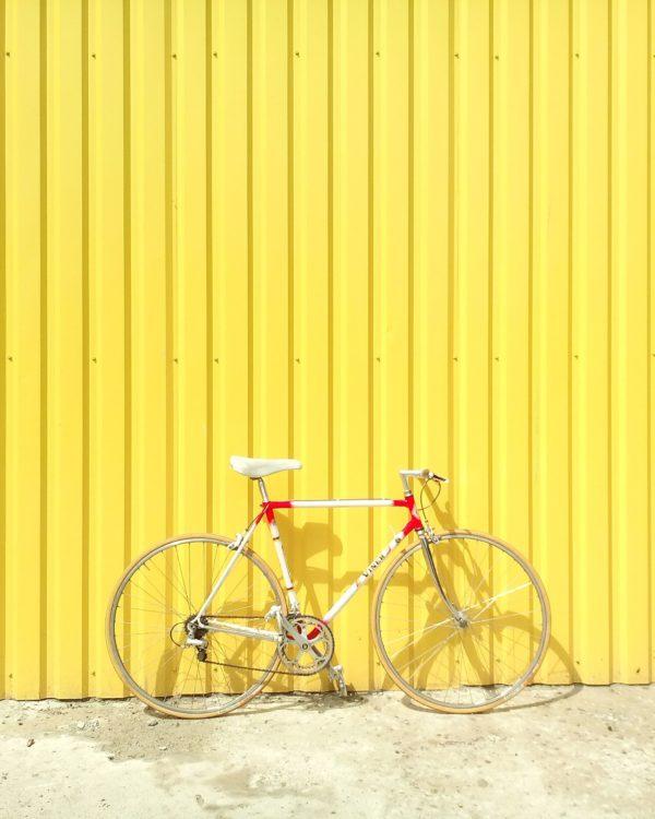 fiets smartphone