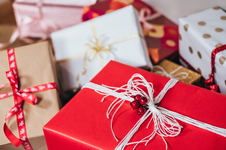 Cadeaus feestdagen