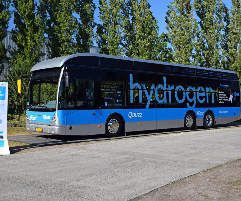 Waterstofbussen