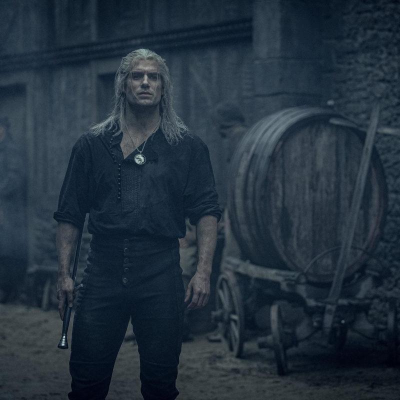 The Witcher, Nieuw op Netflix