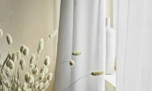 Nieuwe IKEA-gordijnen zuiveren de lucht in je huis