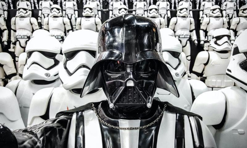 Star Wars, Darth Vader, Stormtroopers
