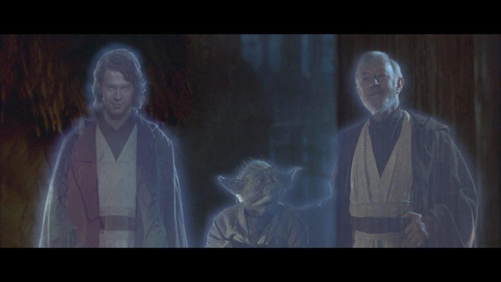 Star Wars einde