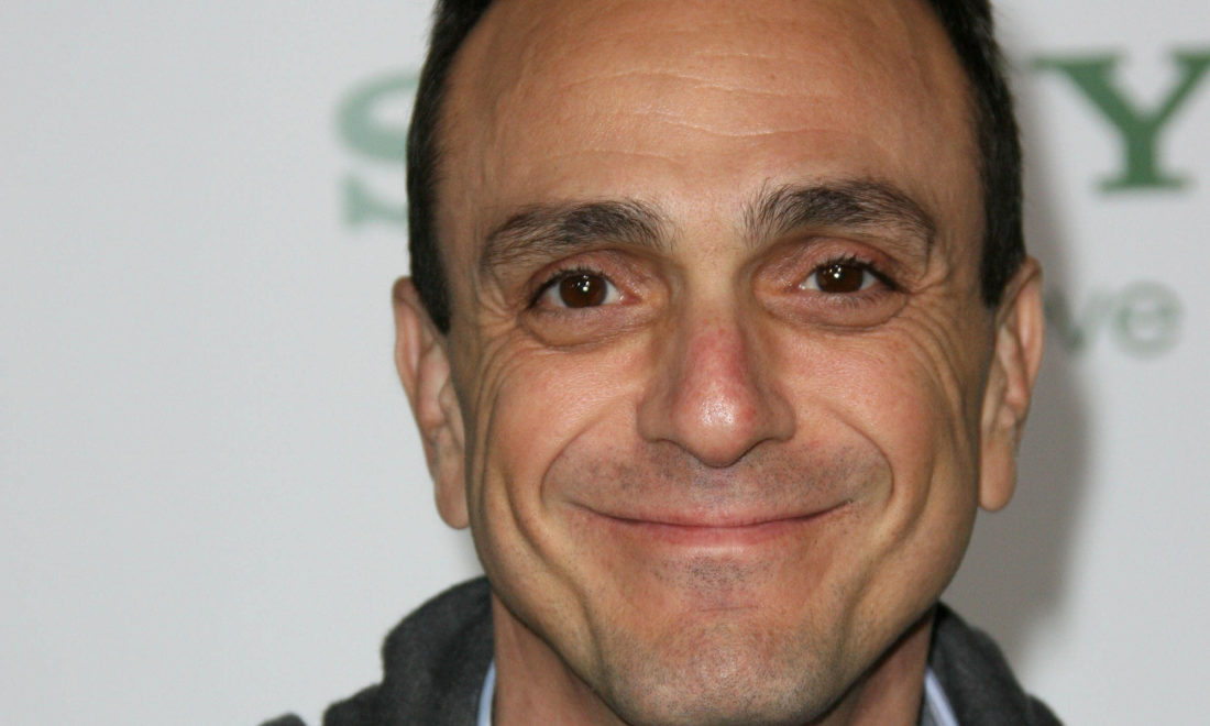 Hank Azaria, die Apu in The Simpsons speelt