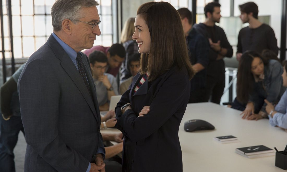 The Intern, op Netflix
