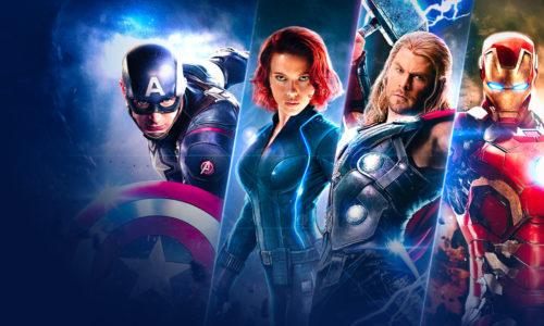 Elf jaar en 23 films: In deze volgorde kun je de Marvel-films het beste kijken