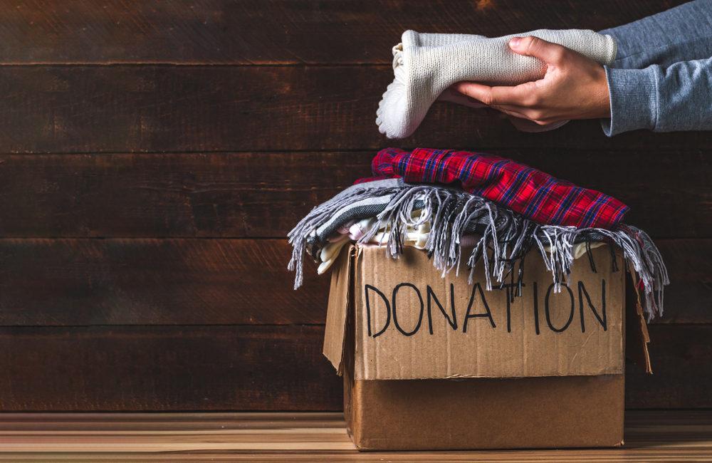 Goede daad, donatie, #randomactsofkindnessday