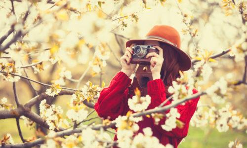 De lente begint vroeg! Met deze tips leg je het goed op camera vast