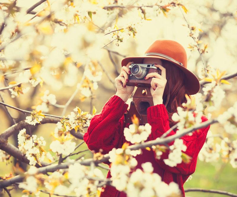 Tips voor lentefotografie