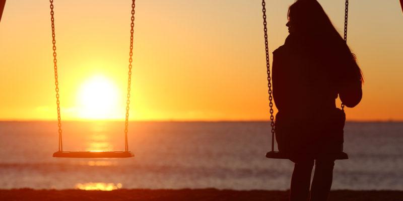 Eenzaamheid, eenzaam, alleen