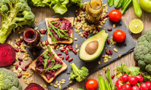 Geen zin om te koken? Neem een vegan-abonnement voor je maaltijden!