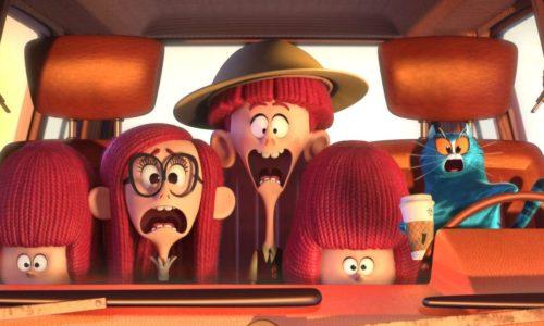 Zien: eerste trailer van Netflix' eerste animatiefilm 'The Willoughbys'