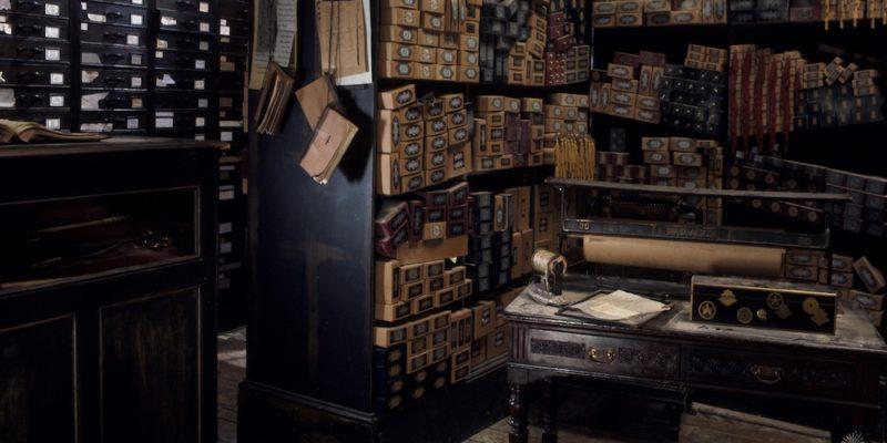 Gratis achtergronden voor videovergaderen, Harry Potter