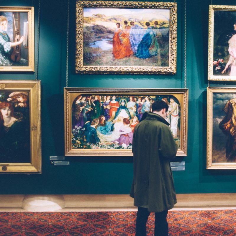 Getty museum - vance