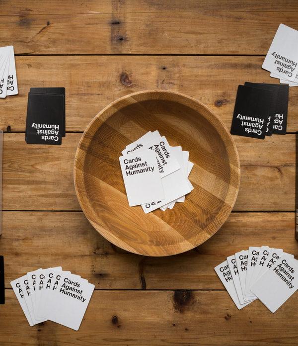 Online spellen, online games, Cards Against Humanity