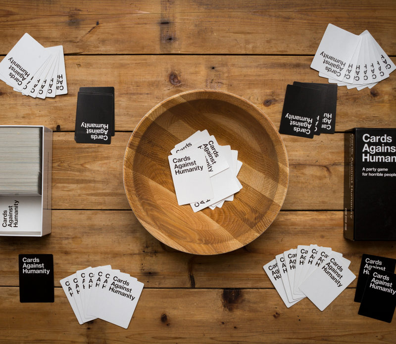 Online spellen, online games, Cards Against Humanity