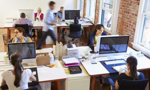 Mis je kantoorgeluiden? Met Calm Office krijg je ze terug