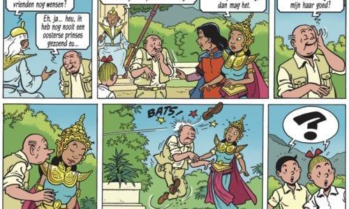 Voormalig hoofdtekenaar maakt nog één nieuwe strip voor jarig Suske en Wiske